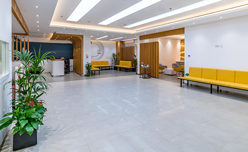 Medical Center for Residency – Sahara Center